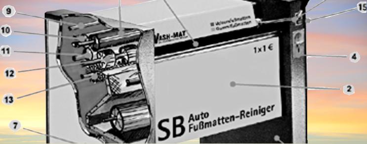 Wash-Mat 520 Preis
