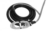 Heated Water Hose 1 m - 20 m for Wash-Mat